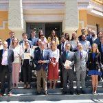 La US entrega los premios de su XIII Concurso de Ideas de Negocio