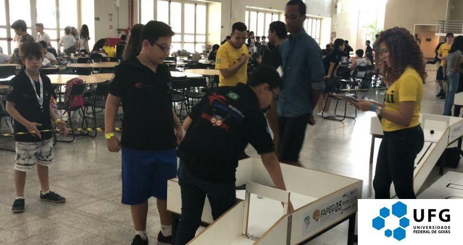 Olimpíada de Robótica seleciona equipes para etapa nacional – UFG