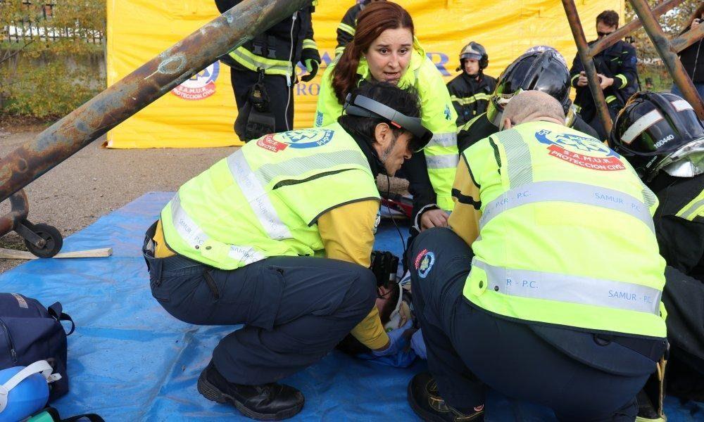 Nuevo sistema para situaciones de emergencia sanitaria basado en 5G - UC3M