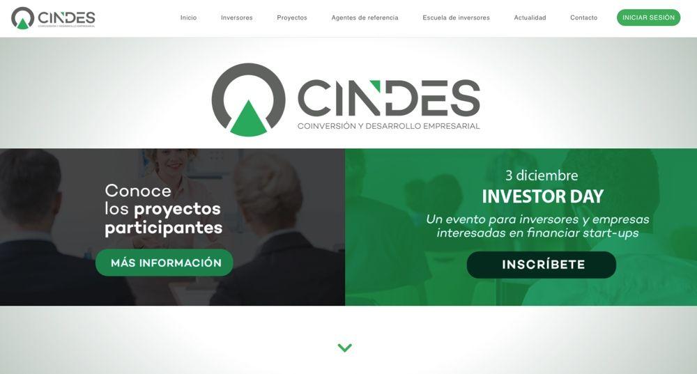 El Parque Científico organiza el primer Investor Day de CINDES para atraer a inversores interesados en financiar start-ups innovadoras - UMH