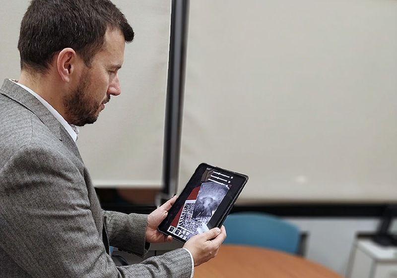 Universitat de València e INCLIVA desarrollan tecnología para mejorar los diagnósticos de pacientes con cáncer