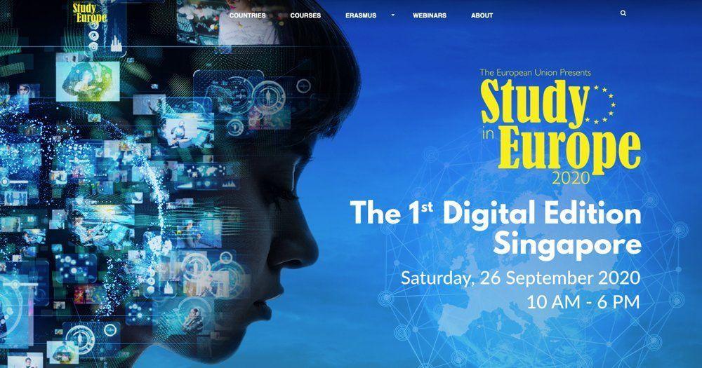La UJI participa en la primera edición digital de la feria Study in Europe