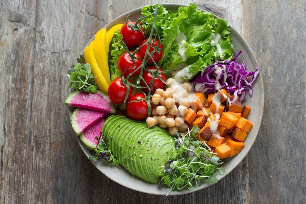 Alimentação saudável - UNIRIO