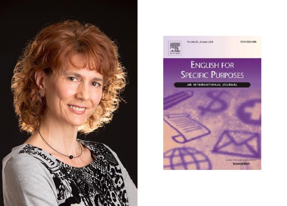El estudio de una investigadora de la ULE revela claves para publicar artículos en inglés