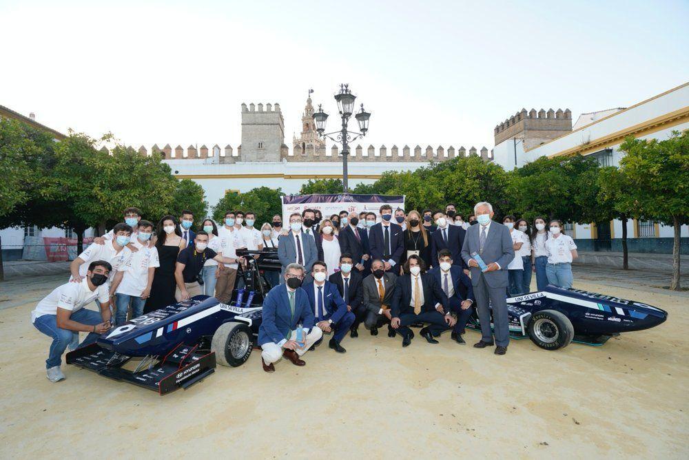 ARUS Andalucía Racing presenta sus dos nuevos monoplazas de competición - US