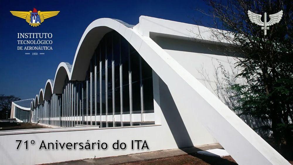 ITA celebra aniversário de 71 anos