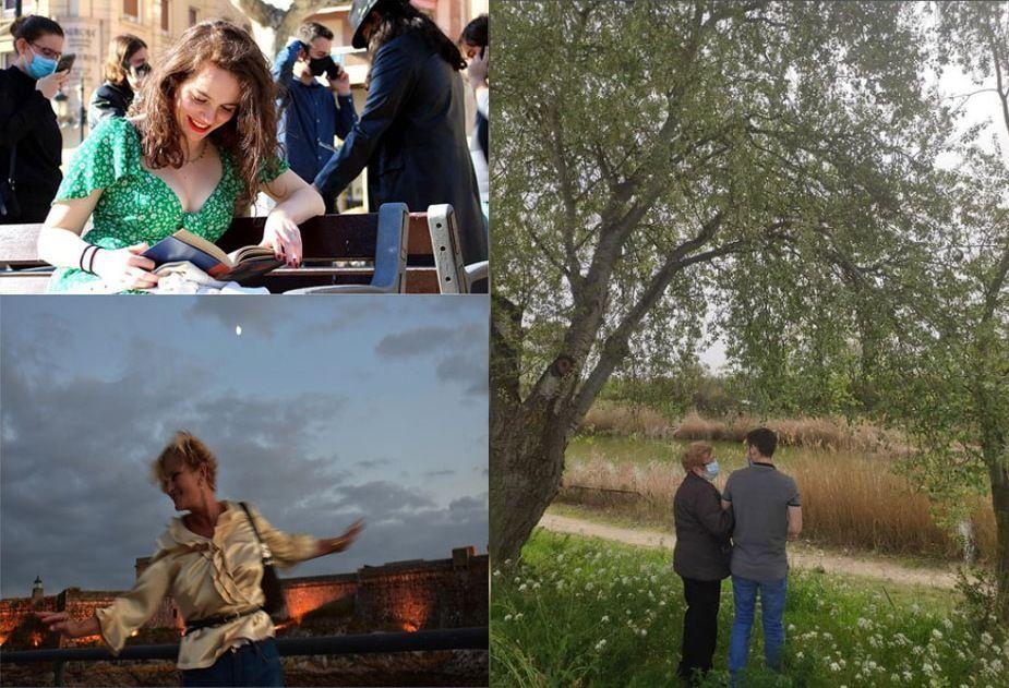 Tres imágenes de la UR para la final de 'Refleja la Felicidad'