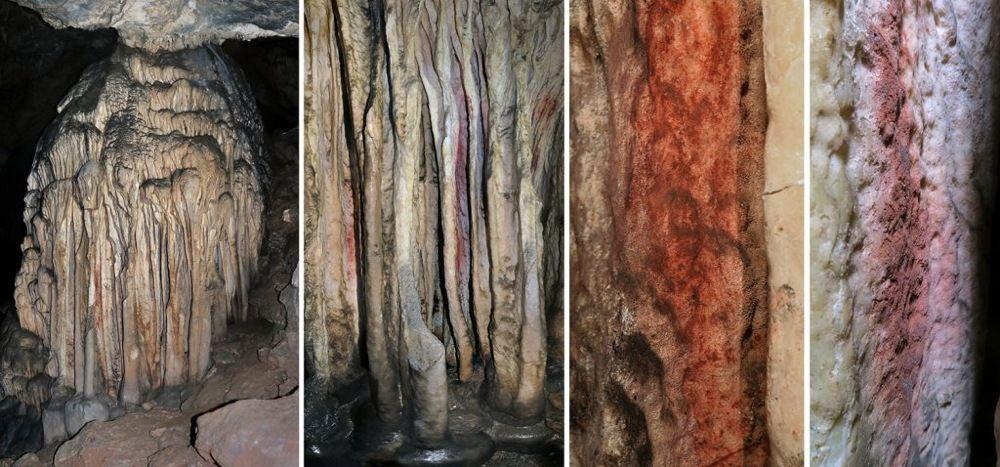 El análisis de una de las pinturas más antiguas del planeta confirma su origen humano 2 agosto 2021 - UCA