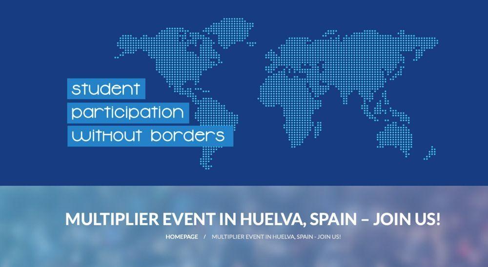 Huelva, capital europea de la participación estudiantil  - UHU