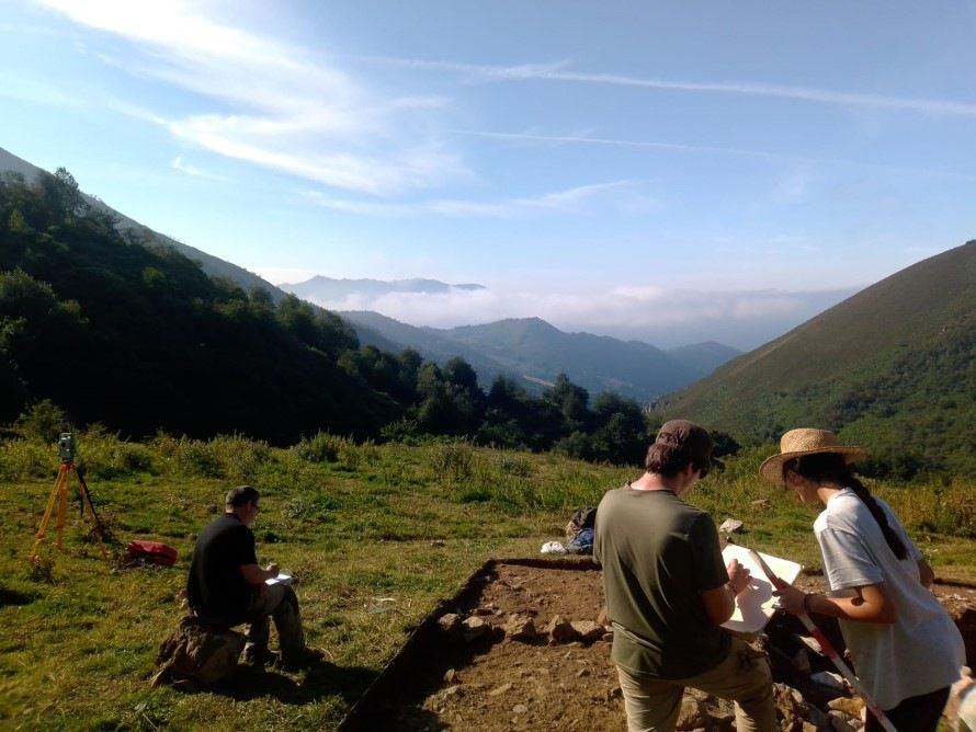 Las construcciones ganaderas de la Cordillera Cantábrica se remontan a la Edad Media - UNIOVI
